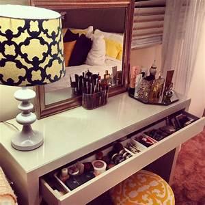 Table De Maquillage Ikea : siempre guapa con norma cano el escritorio vestidor malam ~ Teatrodelosmanantiales.com Idées de Décoration