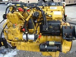 Caterpillar C9 Industrial Engine Parts Manual    Parts