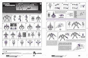 Leader Class Starscream  Transformers  Transformers  2010