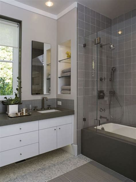 bathroom design ideas small 30 of the best small and functional bathroom design ideas
