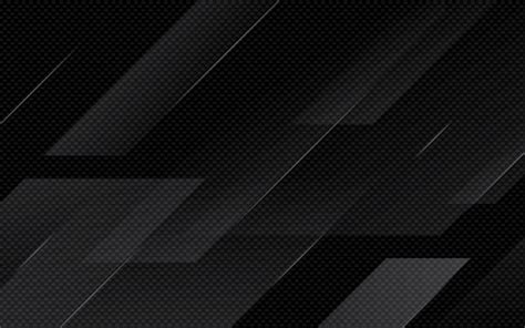 Abstract Black Bg by Black Abstract Geometric Background Vector Premium