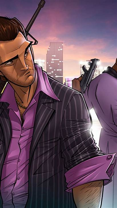 Vice Gta Wallpapers Tommy Vercetti Theft Grand