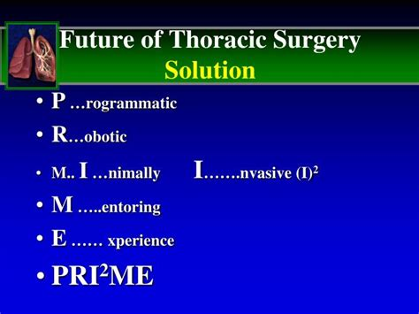 Ppt  Welcome To Pri 2 Me Robotic Esophagectomy