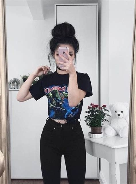grunge outfits tumblr