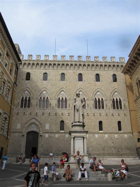 Dei Paschi Di Siena Monte Dei Paschi Di Siena The World S Oldest Bank The