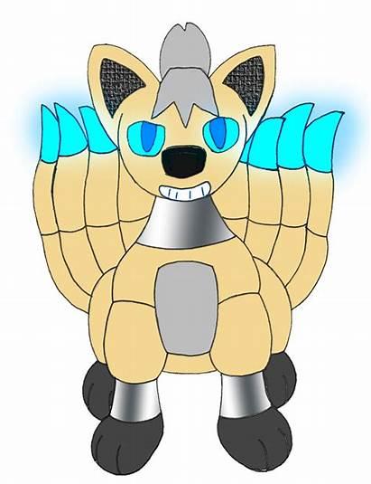 Ninetales Robot Commission Unownace Weasyl
