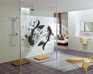 Decofrance59 vente en ligne de stickers muraux for Salle de bain design avec décoration murale stickers muraux autocollants