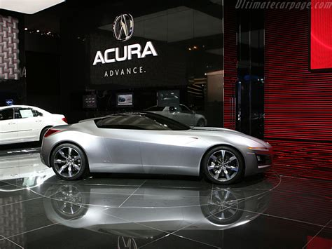 2007 Acura Advanced Sports Car Concept 03 Fotos De Carros