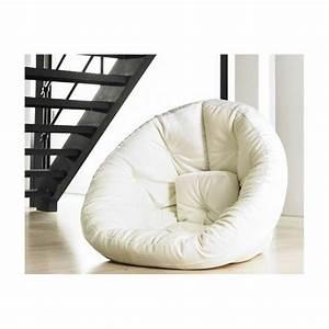 Gros Pouf Rond : gros fauteuil rond id es de d coration int rieure french decor ~ Teatrodelosmanantiales.com Idées de Décoration