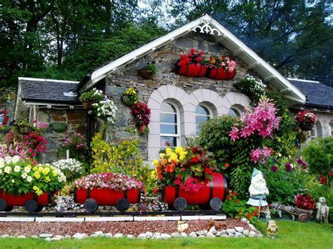 beautiful minimalist home garden decoration  ideas