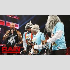 "The New Day Meet ""the Old Day"" Raw, Sept 5, 2016 Youtube"
