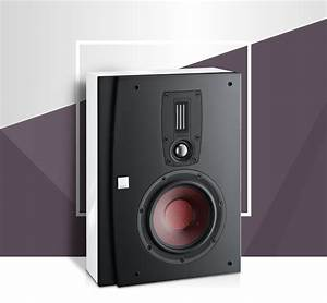 IKON ON-WALL MK2 - the ideal discrete on-wall speaker