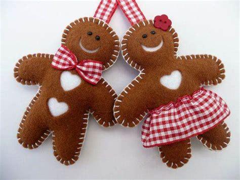 gingerbread men decorations