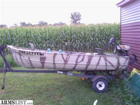 Boat Trailers For Sale Dayton Ohio by Armslist For Sale Fishing Boat