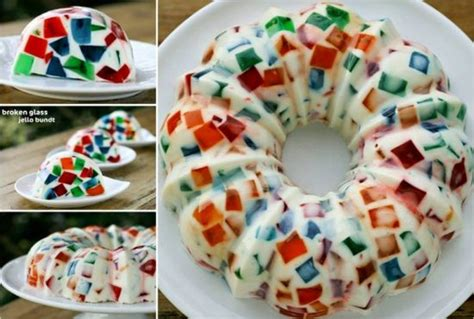 stained glass jello christmas wreath recipe  whoot