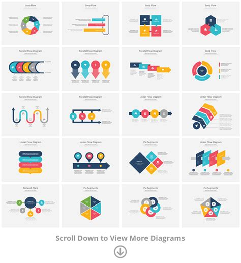 powerpoint diagram templates smartart powerpoint