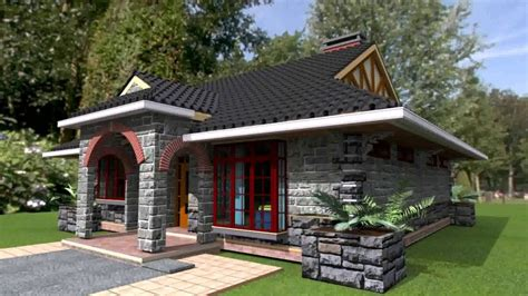bungalow house plans designs kenya youtube