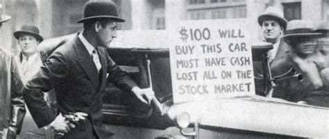black tuesday  stock market crash marked  great
