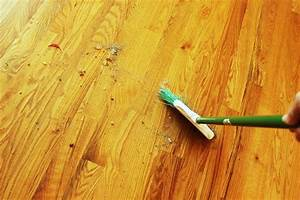 How to clean wood floors for How to dry wet wood floor