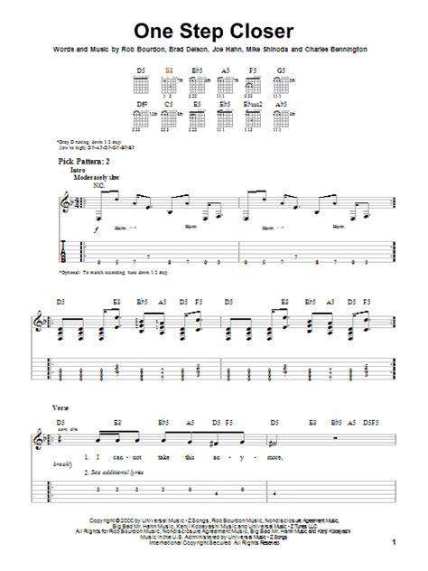 Yellow bass tab songsterr