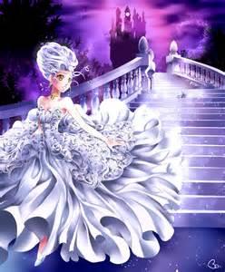 Cinderella Anime deviantART
