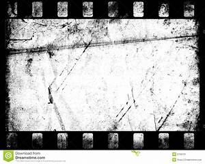 Old Film Frame Stock Vector Illustration Of Customizable