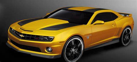 2012 Chevrolet Camaro Transformers Special Edition