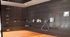 8 douches a l39italienne tendance chic et zen for Salle de bain design avec décoration de noel professionnel
