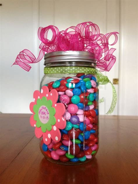 guess   game decorate  mason jar  fill