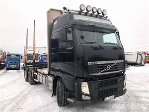 Used Volvo Fh12 460 Logging Trucks Year  2012 For Sale
