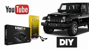 How To Install Remote Start Jeep Wrangler Oem Key 2007