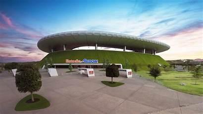 Estadio Chivas Akron Deporte Mundial Capital Sede