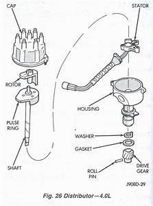 Jeep Cherokee Distributor Diagram