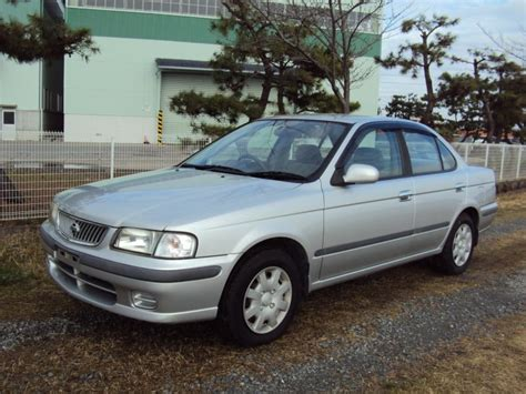 nissan sunny 2002 nissan sunny ex saloon 2002 used for sale