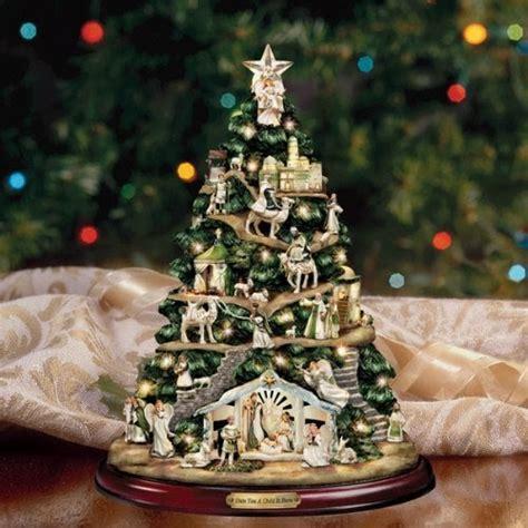 cheap deals  collectible irish nativity scene tabletop