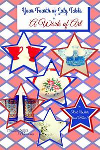 100 best memorable fourth of july images on pinterest With best brand of paint for kitchen cabinets with blown glass plates wall art