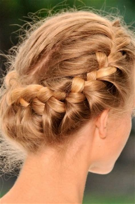 braided wedding hairstyles  long hair wedding ideas
