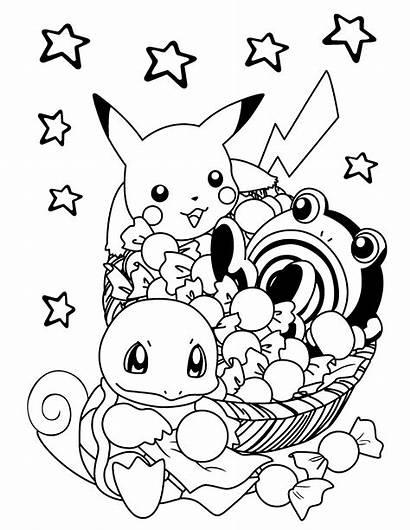 Pokemon Ausmalbilder Malvorlagen