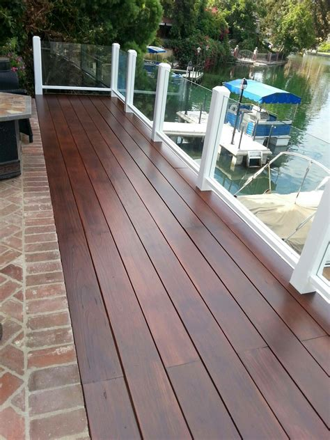 toluca lake ca houses   deck stain colors deck
