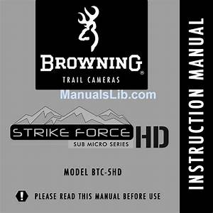Browning Strike Force Btc
