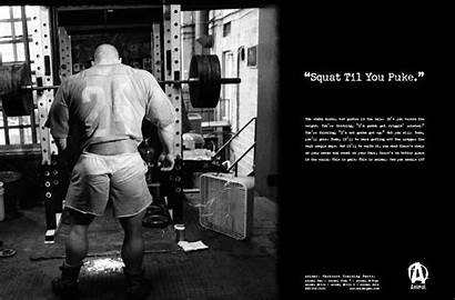 Squat Puke Powerlifting Strength Motivation Lifting Animal