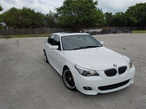 2010 Bmw 535i With M Sport Package For Sale