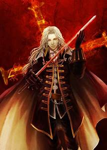Alucard from Castlevania | Inspiration for characters ...