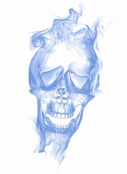 Skull Smoke Transparent Vector Haze Clipart Webstockreview