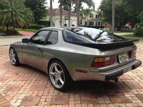 how make cars 1986 porsche 944 seat position control buy used 1986 porsche 944 na 4k in maintenance over last 6 months oem linen interior in
