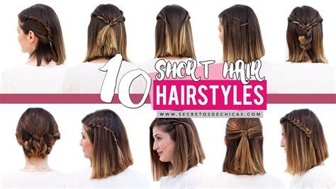 quick  easy hairstyles  short hair patry jordan