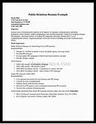 Public Relations Resume Template Public Relations Resume Examples Manager Resume Sample With Regard To Public Relations Manager Resume PAIGE MONTGOMERY1543 10th Street 3 Santa Monica CAPMontgomery11 Public Relations Resume Madeline Hecht