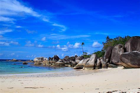 pulau bangka bangka belitung   nature