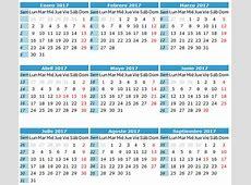calendario 2017 Archives Calendario 2017