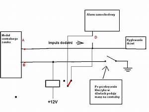 Alarm Bezpilotowy Ford Mondeo Potrzebny Schemat  Pomys U0142